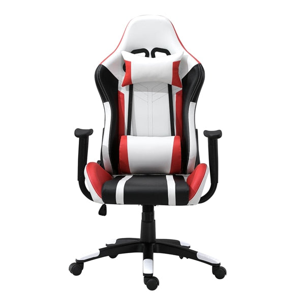 Fantastic Samicom Leather High Back Reclining Gaming Chair With Headrest And Lumbar Support Cjindustries Chair Design For Home Cjindustriesco