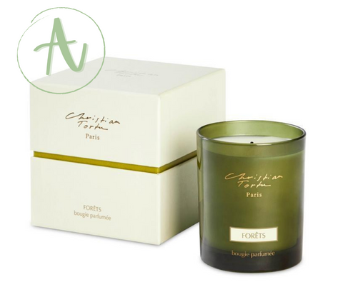 Christian Tortu Forests Candle