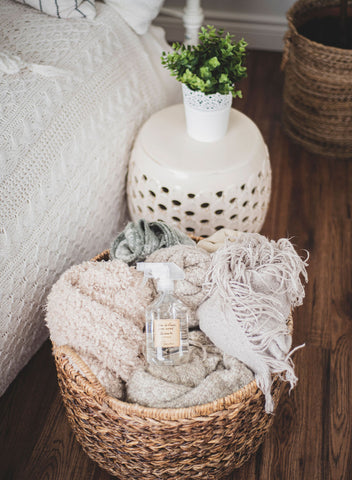 Make linen water a part of your daily routine