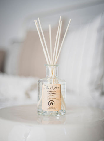 Energize with the grapefruit fragrance diffuser from Lothantique