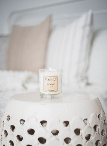 Create a romantic evening at home with a touch of France without the flight - Shop Lothantique Candles