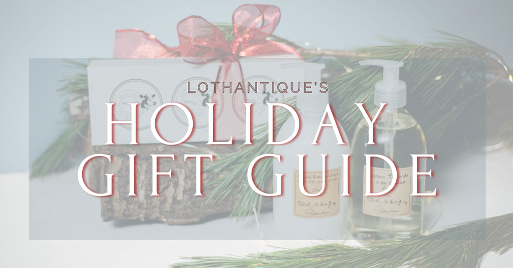 Lothantique's Holiday Gift Guide