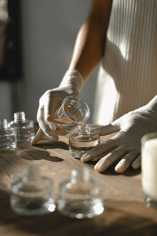 A perfumer must be both a chemist and an artist - Pexel Image