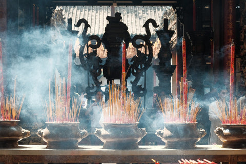 Incense is the root of perfumery around the world - Pexel Image