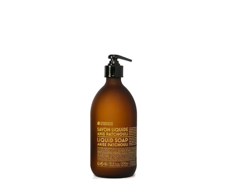 Compagnie de Provence 500mL Liquid Soap Anise Patchouli