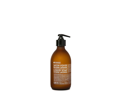 Compagnie de Provence 300mL Liquid Soap Incense Lavender