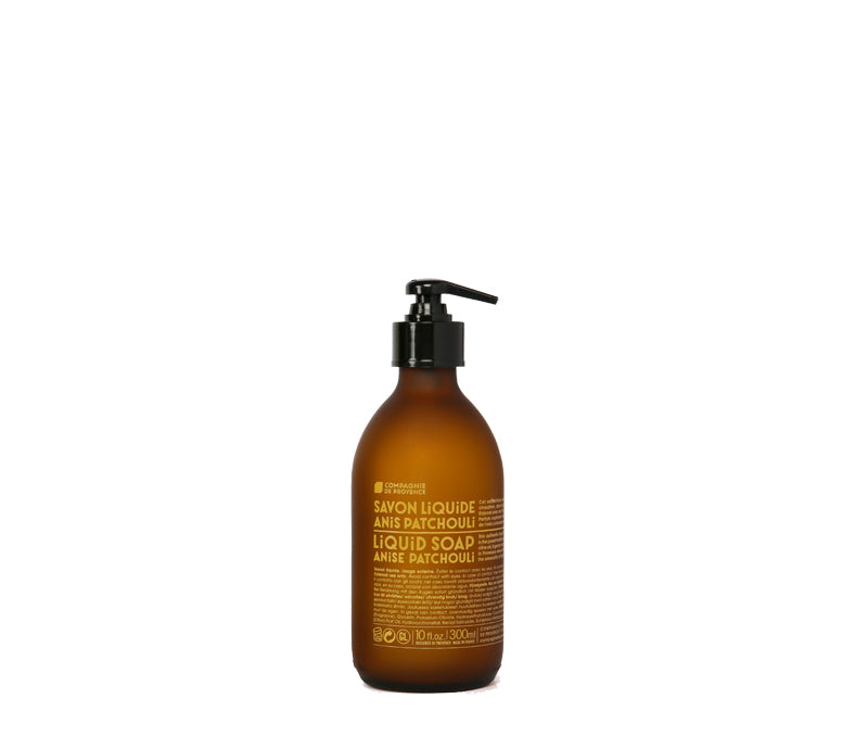 Compagnie de Provence 300mL Liquid Soap Anise Patchouli