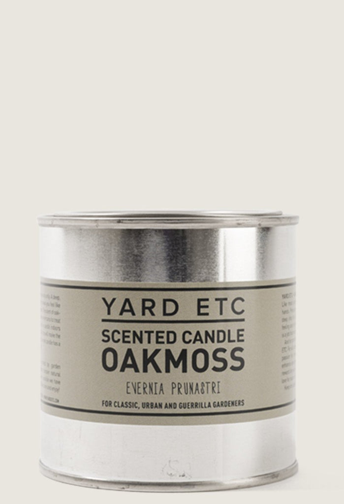 Yard ETC. Scented Candle Oak Moss 8.5 oz - Lothantique Canada