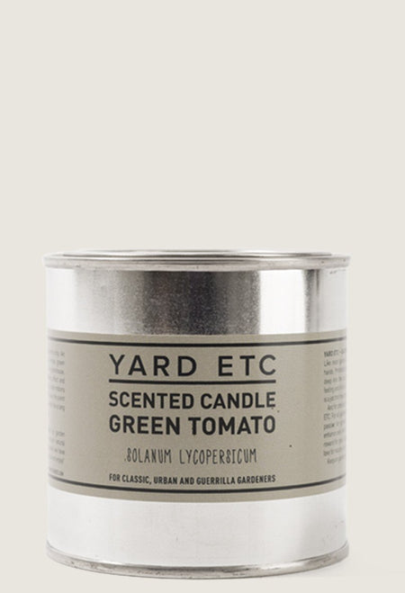 Yard ETC. Scented Candle Green Tomato 8.5 oz - Lothantique Canada