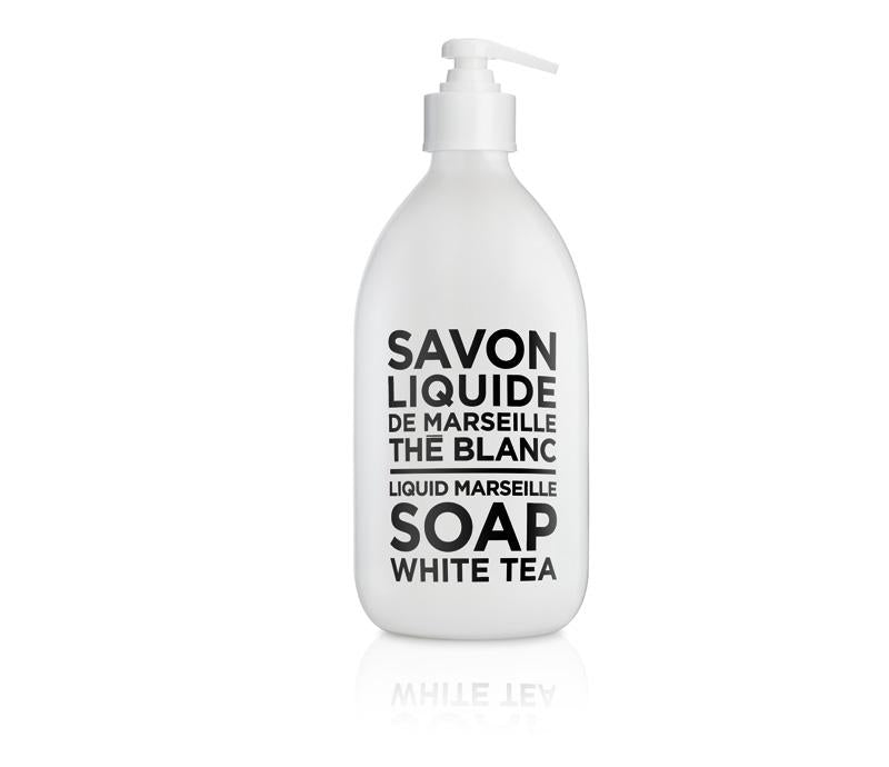 Compagnie de Provence 500mL Liquid Soap White Tea
