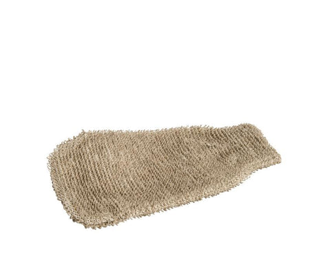 Belle de Provence Grey Bath Mitt