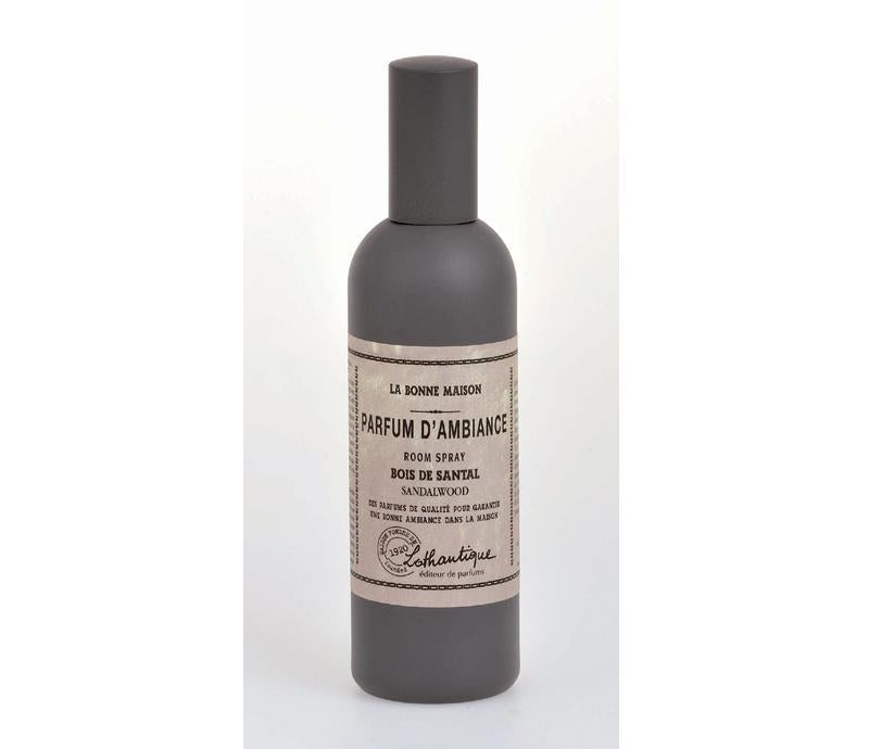 La Bonne Maison 100mL Room Spray Sandalwood - Lothantique Canada