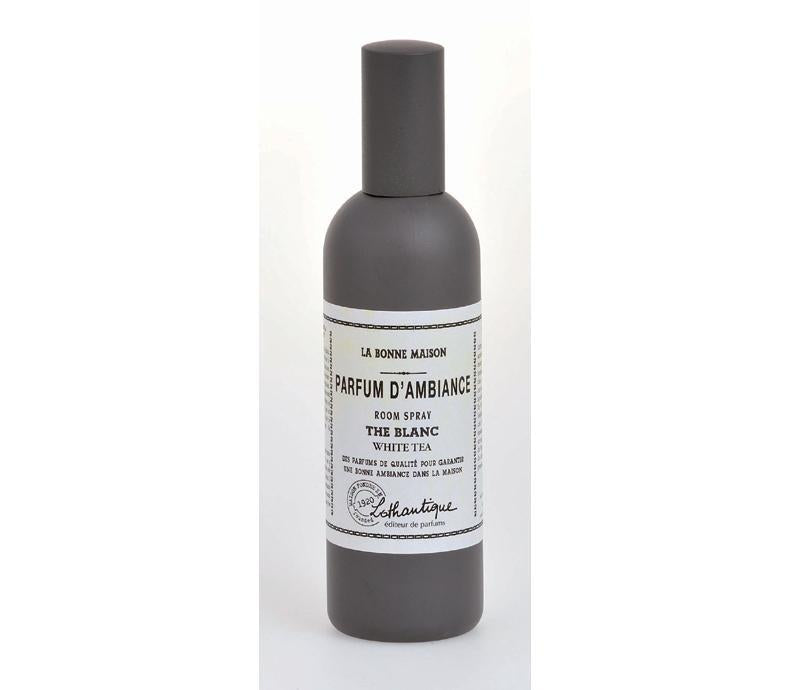 La Bonne Maison 100mL Room Spray White Tea - Lothantique Canada
