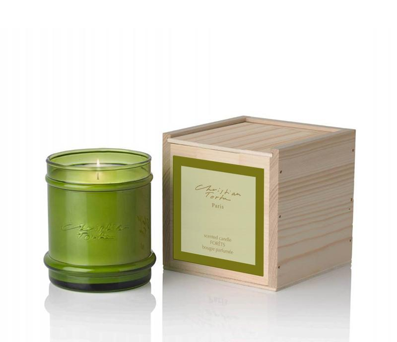 Christian Tortu 350g Scented Candle Forests - Lothantique Canada