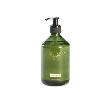 Christian Tortu 500mL Liquid Soap Fresh Green