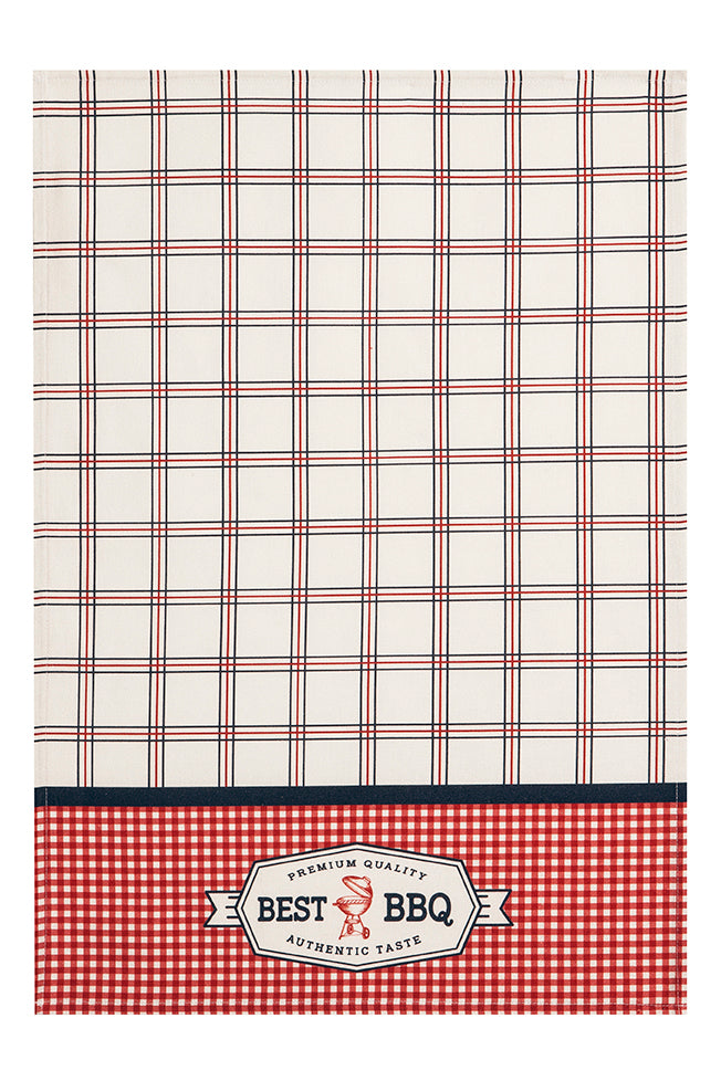 Coucke Best Barbecue Tea Towel - Lothantique Canada