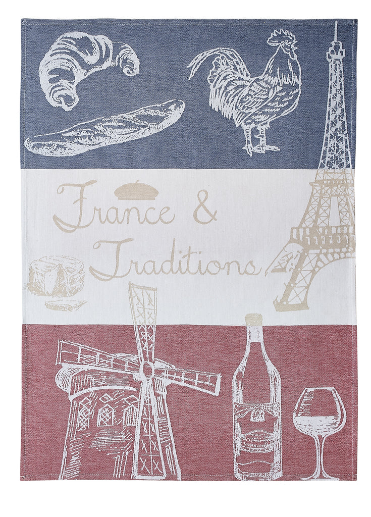 Coucke France et Traditions Tea Towel - Lothantique Canada