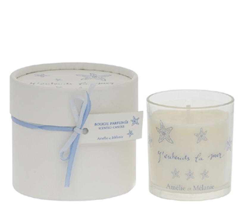 J'Entends la Mer 140g Scented Candle - Lothantique Canada