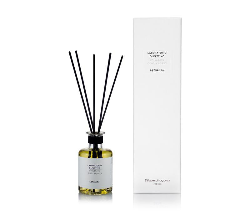 Laboratorio Olfattivo Fragrance Diffuser Agrumeto 200mL