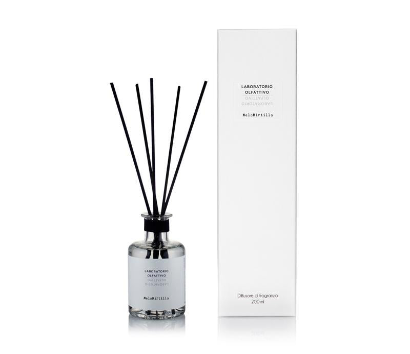 Laboratorio Olfattivo Fragrance Diffuser Melomirtillo 200mL