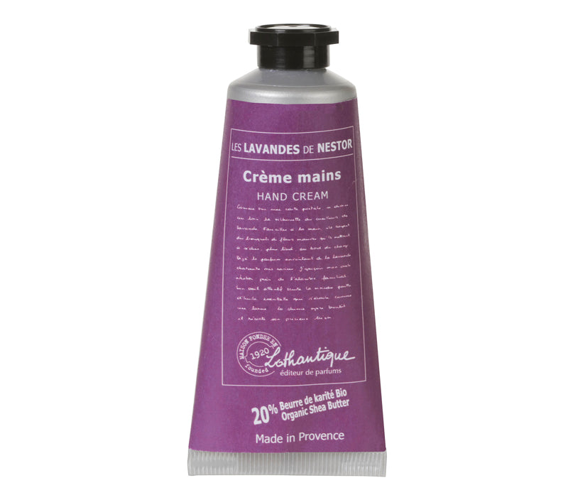 Les Lavandes de l'Oncle Nestor 30mL Hand Cream