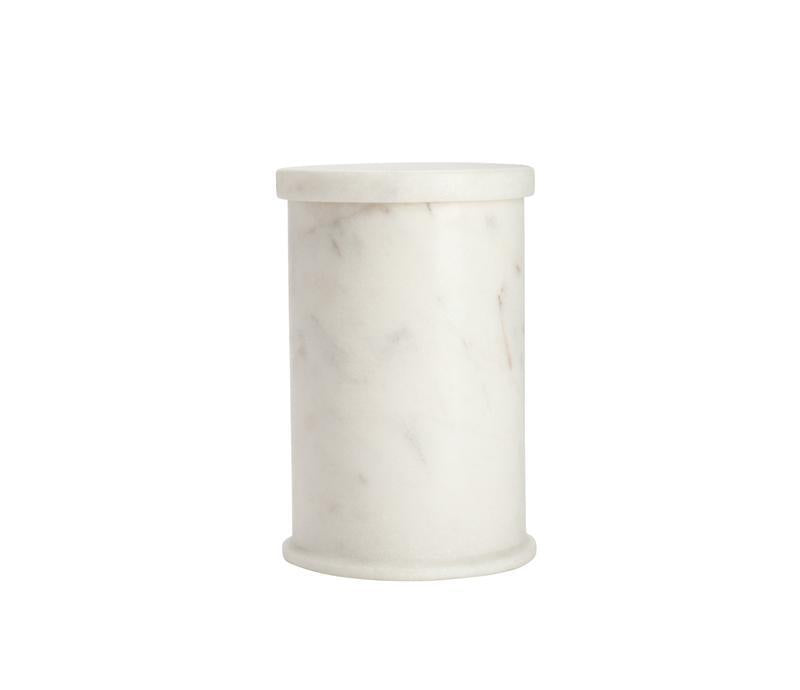 Belle de Provence Marble Cotton Holder