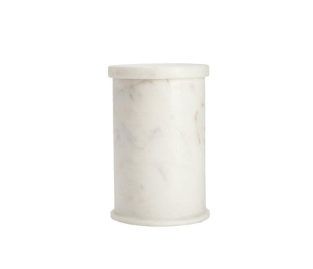 Belle de Provence Marble Cotton Holder - Lothantique Canada