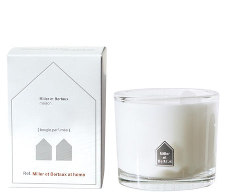 Miller et Bertaux Scented Candle At Home - Lothantique Canada