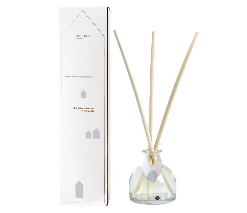 Miller et Bertaux 250mL Fragrance Diffuser In the Temple - Lothantique Canada