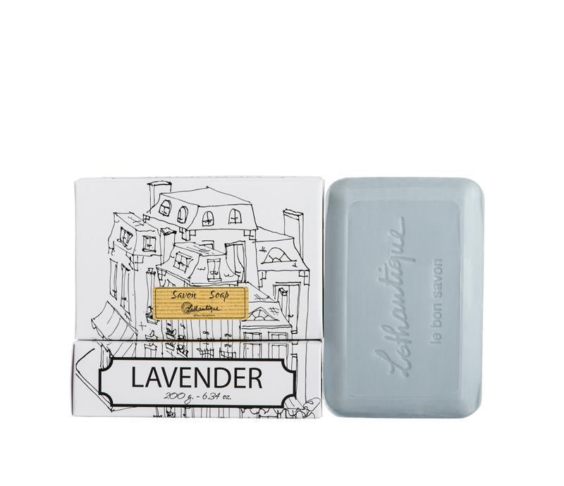 Lothantique 200g Bar Soap Lavender