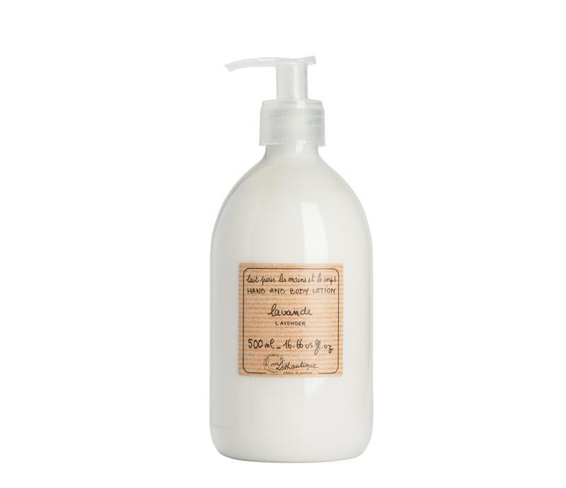 Lothantique 500mL Hand & Body Lotion Lavender
