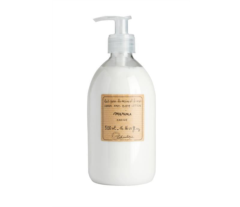 Lothantique 500mL Hand & Body Lotion Marine