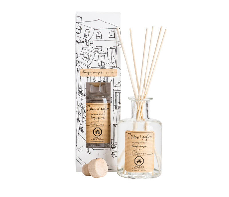Lothantique 200mL Fragrance Diffuser Linen