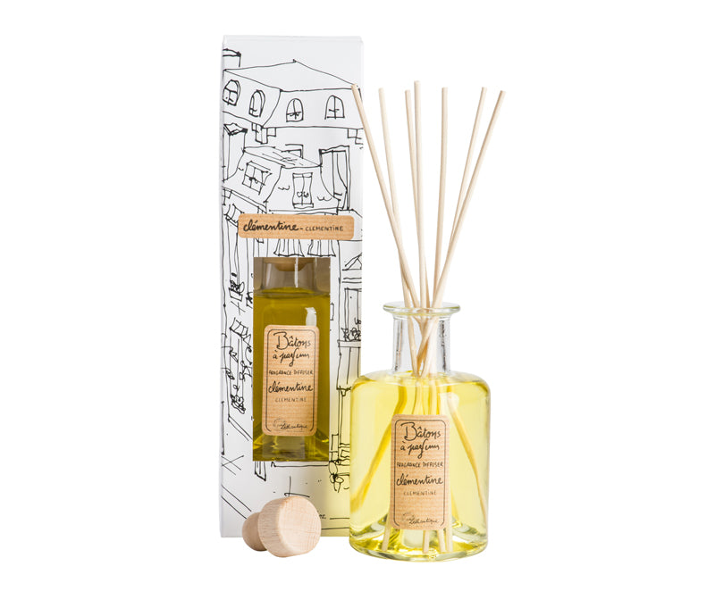 Lothantique 200mL Fragrance Diffuser Clementine