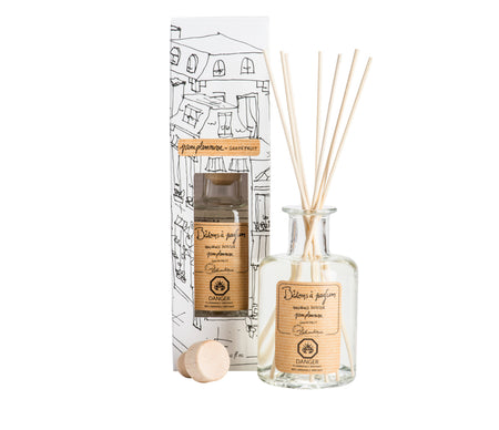 Lothantique 200mL Fragrance Diffuser Grapefruit - Lothantique Canada