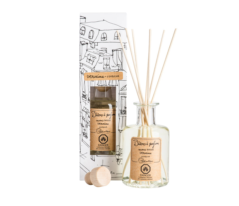 Lothantique 200mL Fragrance Diffuser Verbena