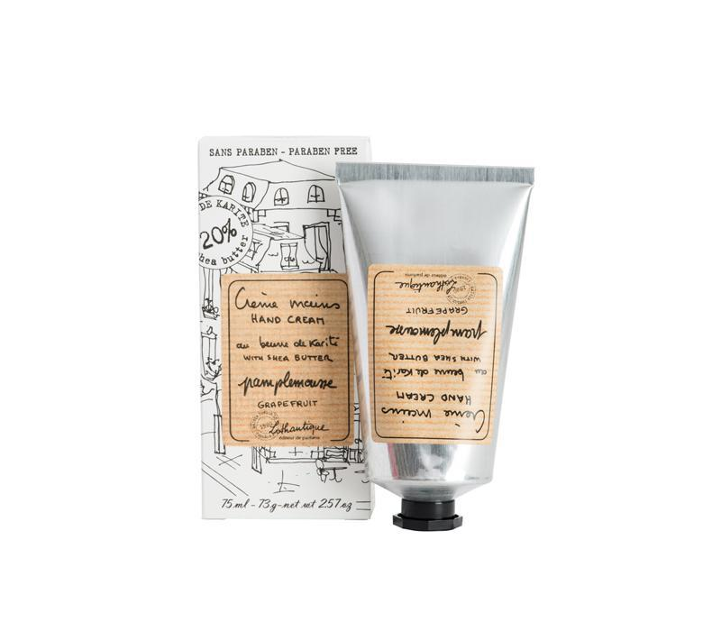 Lothantique 75mL Hand Cream Grapefruit