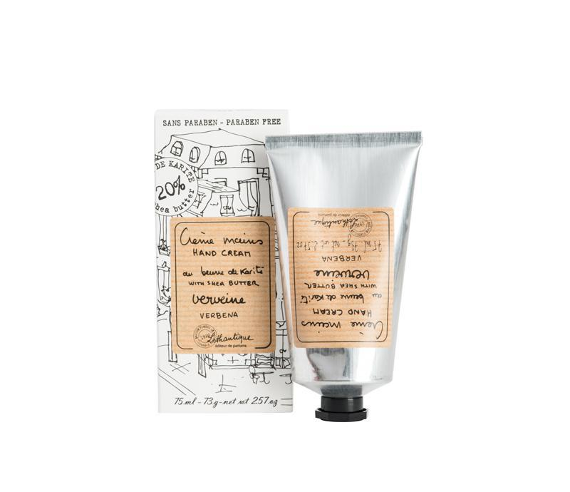 Lothantique 75mL Hand Cream Verbena - Lothantique Canada