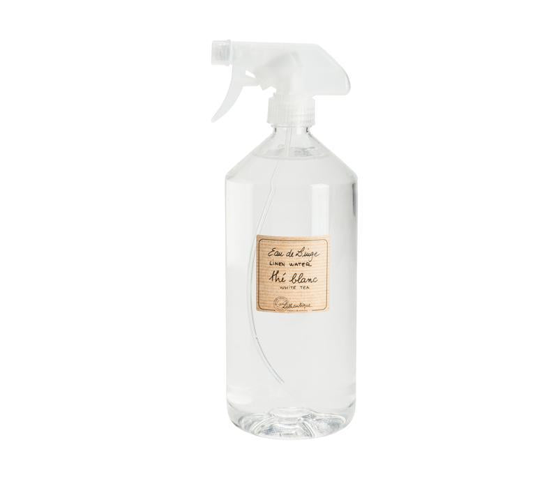Lothantique Linen Water Spray White Tea - Lothantique Canada