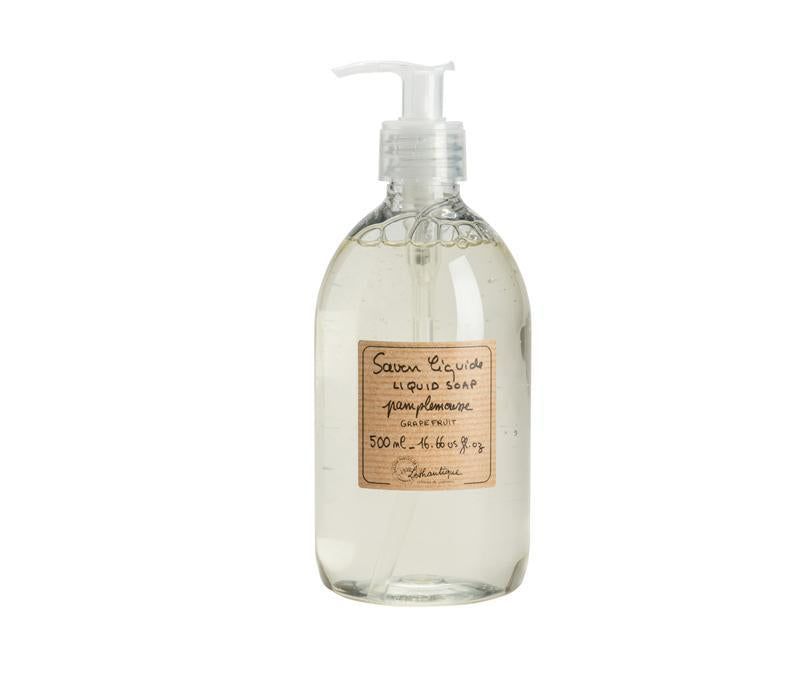 Lothantique 500mL Liquid Soap Grapefruit