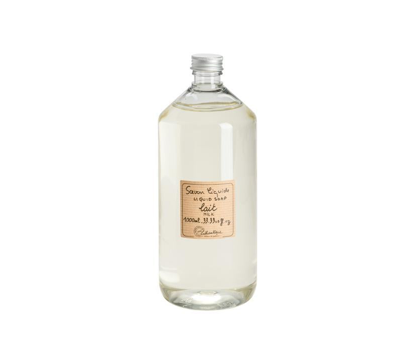 Lothantique 1L Liquid Soap Refill Milk - Lothantique Canada