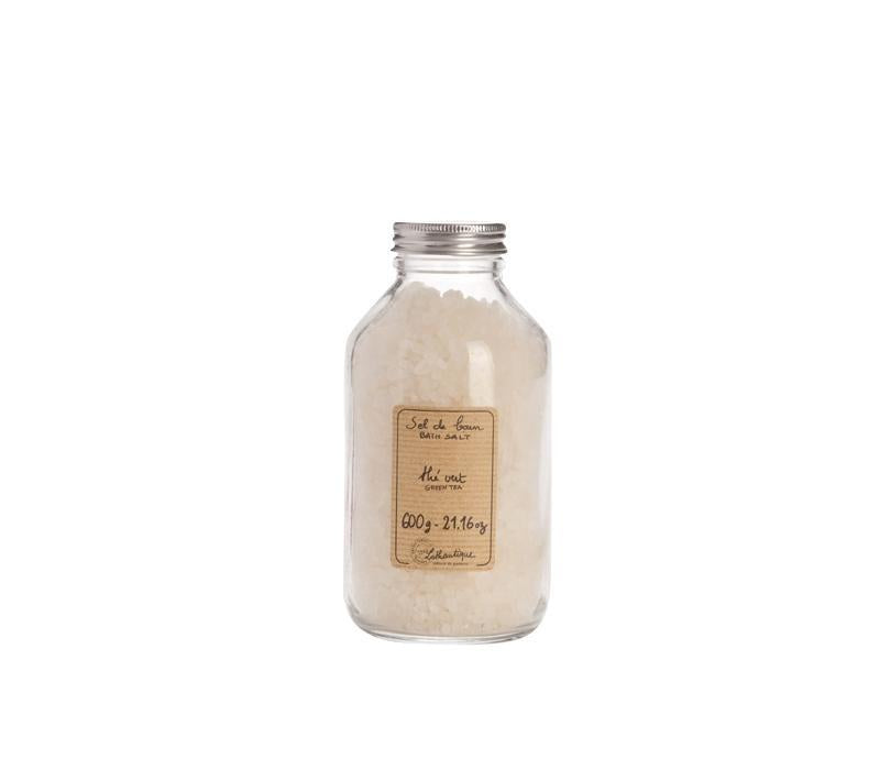 Lothantique 600g Bath Salts Green Tea