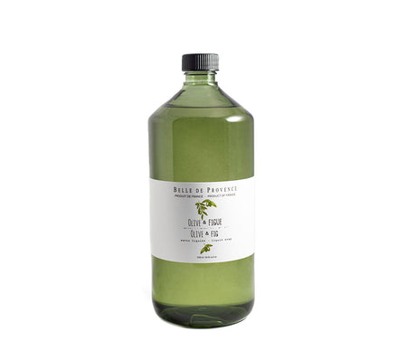 Belle de Provence Olive & Fig 1L Liquid Soap - Lothantique Canada