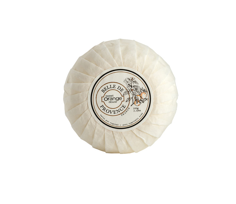 Belle de Provence 100g Sweet Orange Soap - Lothantique Canada