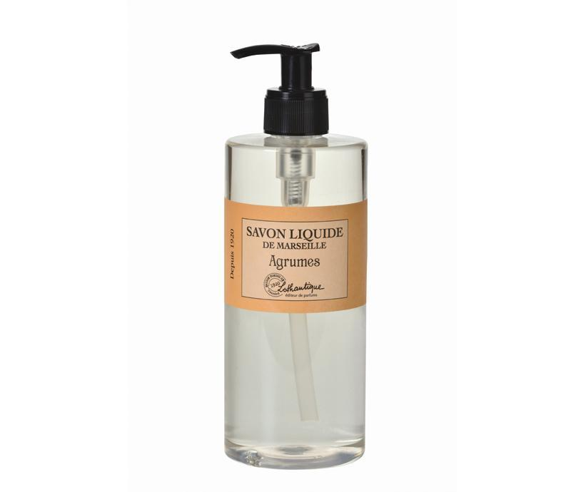 Le Comptoir 500mL Liquid Soap Citrus