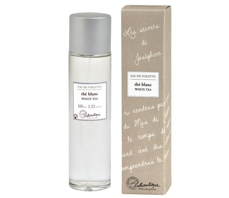 Les Secrets de Josephine 100mL Eau de Toilette White Tea