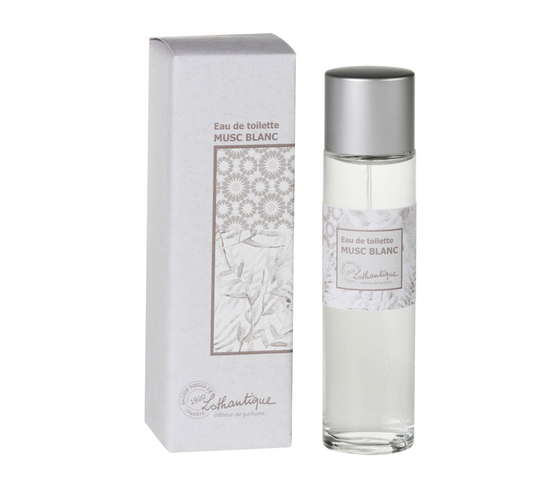Lothantique Eau de Toilette 100mL White Musk - NEW!