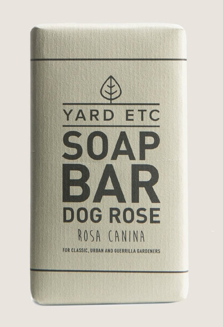 Yard ETC. Triple Milled Bar Soap Dog Rose 8.10 oz