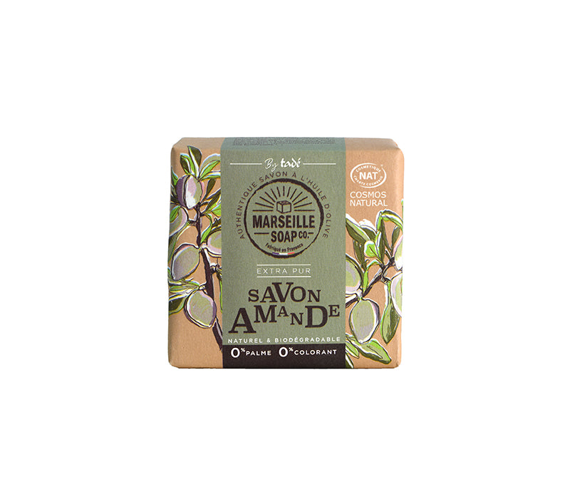 Tadé Natural Almond 100g Soap - Lothantique Canada