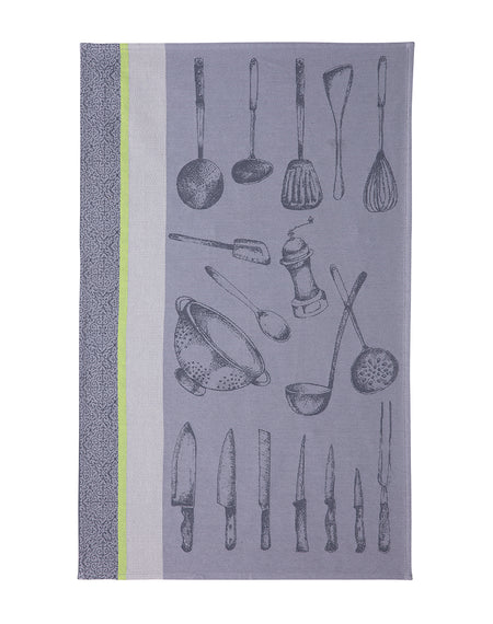 Coucke Ustensiles du Chef Tea Towel - Lothantique Canada